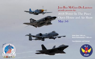 Air Show at McGuire May 5-6