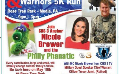 Walk for the Wounded this Saturday