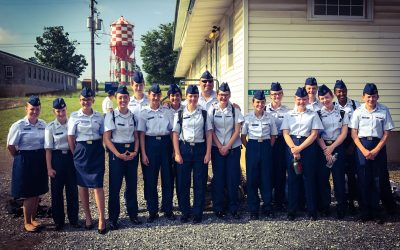 Recap of PA Wing Cadet Training Schools, Summer 2018