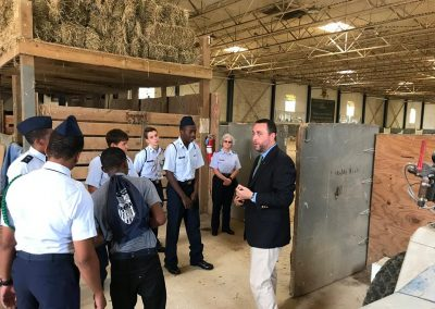 CAP Squadron 1007 visits Valley Forge Military Academy6
