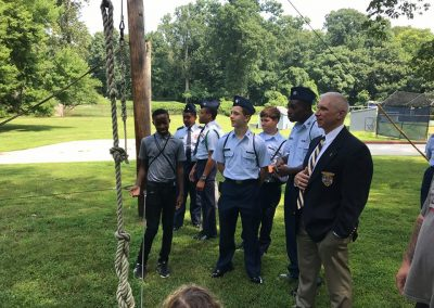 CAP Squadron 1007 visits Valley Forge Military Academy7