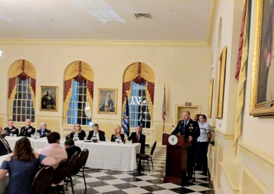 Civil Air Patrol Squadron 1007 2018 Awards Banquet 6