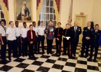 Civil Air Patrol Squadron 1007 2018 Awards Banquet 8