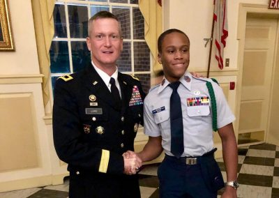 Civil Air Patrol Squadron 1007 2018 Awards Banquet 9