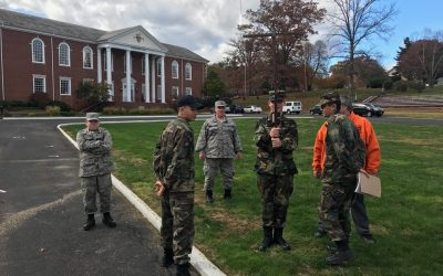 ES Training at Valley Forge Military Academy & College
