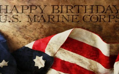 Happy Birthday, Marine Corps!