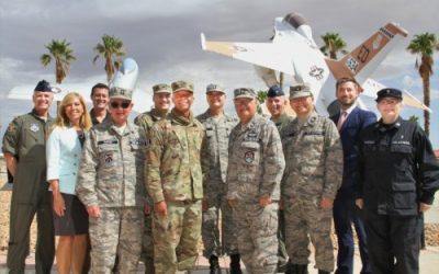 Calif. Wing Chaplains to Assist at Edwards AFB