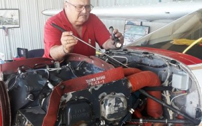 Rare Pair: Ind. Member Receives FAA Awards