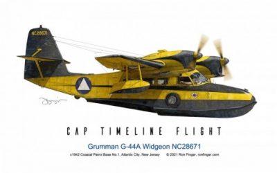 TImeline Flight 6 — Grumman G-44A Widgeon